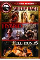 Maneater Series: Grizzly Rage/Hybrid/Hellhounds