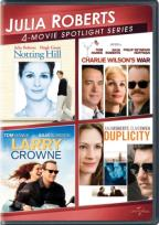 Julia Roberts: 4-Movie Spotlight Series