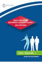 QuickBooks Ultimate Lesson Guide 2nd Edition, Vol. 1