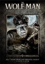 Wolf Man: The Legacy Collection