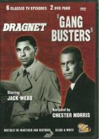 Prime Time TV From The Early Days - Dragnet/Gang Busters