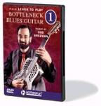 Learn to Play Bottleneck Blues Guitar Vol. 1 - Bob Brozman
