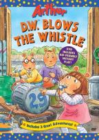 Arthur - DW Blows The Whistle