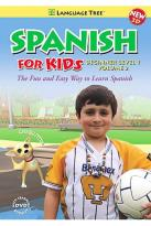 Spanish For Kids Beginner Level 1, Volume 2