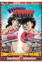 Fighting Spirit (Hajime No Ippo) - The Complete Collection Part 2
