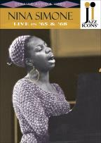 Jazz Icons - Nina Simone: Live in '65 & '68