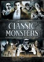 Universal Classic Monsters - Complete 30-Film Collection 1931-1956