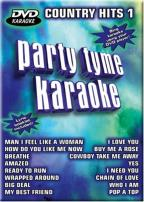 Party Tyme Karaoke - Country Hits 1