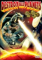 Gamera - Destroy All Planets