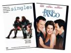 Singles/ Three To Tango DVD 2-Pack