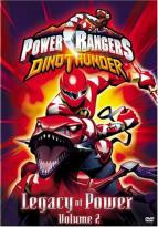 Power Rangers - Dino Thunder Vol. 2: Legacy Of Power
