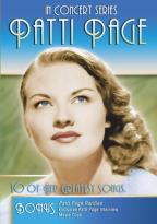 In Concert Page - Patti Page
