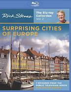 Rick Steves: Surprising Cities of Europe