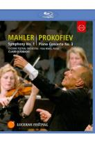 Claudio Abbado: Mahler - Symphony No. 1/Prokofiev - Piano Concerto No. 3