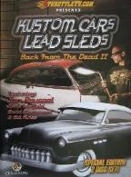 Kustom Cars, Lead Sleds: Back from the Dead II, Vols. 1 & 2