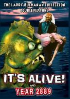 It's Alive/Year 2889 - Double Feature