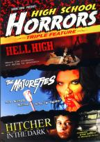 High School Horrors Survival Triple Feature - Hell High/The Majorettes/Hitcher in the Dark