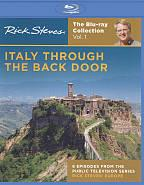 Rick Steves: Italy Through the Back Door