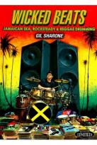 Gil Sharone: Wicked Beats - Jamaican Ska, Rocksteady & Reggae Drumming