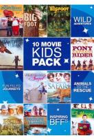 10 Movie Kids Pack