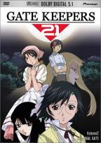 Gate Keepers 21 Vol. 2: The Final Gate