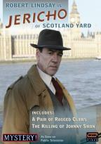 Jericho Of Scotland Yard - Set 1