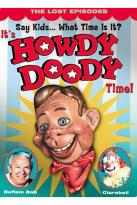 It's Howdy Doody Time - Lost Episodes