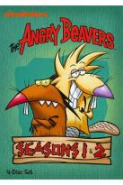 Angry Beavers - The Complete First & Second Seasons