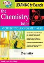 Chemistry Tutor: Density
