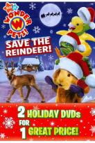 Wonder Pets!: Save the Reindeer/Save the Nutcracker