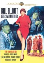 Bill Elliott Detective Mysteries