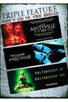 Don't Go Into The House - Triple Feature