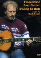 Fingerstyle Jazz Guitar : Swing to Bop - Vol. 1