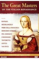 Great Masters of the Italian Renaissance