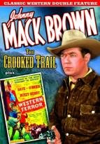 Classic Western Double Feature: The Crooked Trail/Western Terror