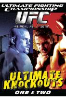 UFC Ultimate Knockouts 1 & 2