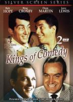 Kings Of Comedy : Road to Bali/ My Favorite Brunette/ At War with the Army/ Road to Hollywood