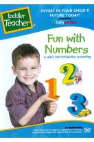 Toddler Teacher: Fun with Numbers
