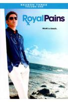 Royal Pains - The Third Season: Vol. 1