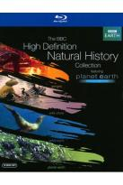 BBC High Definition Natural History Collection Featuring Planet Earth Special