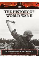 History of World War II - Vol. 1