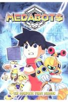 Medabots - The Complete First Season