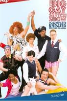 Big Gay Sketch Show - The Complete Unrated Second Season