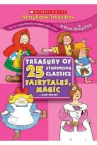 Treasury Of 25 Storybook Classics: Fairytales, Magic & More