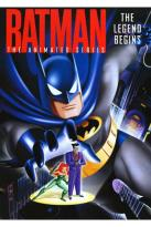 Batman: The Animated Series - The Legend Begins