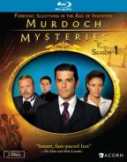 Murdoch Mysteries - Season One