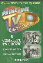 Prime Time TV From The Early Days - The Adventures of Robin Hood/The Cisco Kid