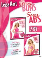 Leisa Hart: Sexy 2-Pack Buns & Abs Workouts