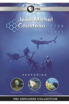 PBS Explorer Collection: Ocean Adventures with Jean-Michel Cousteau
