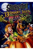 Scooby-Doo!: 13 Spooky Tales - Run for Your 'Rife!
